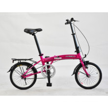 "16"" Mini Alloy City Bike Folding Bicycles (FP-FDB-D013)"