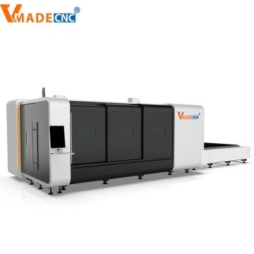 Faserlaser-Metallschneidemaschine für Stahlblech