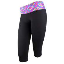 Corrida e Calças de Fitness / Calças Justas para Mulher