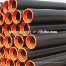 ASTM a36 Zeitplan 40 Kohlenstoff Stahlrohr 40mm Durchmesser von Shandong STEEL PIPE