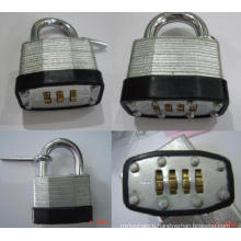 Laminated and Combination Padlock (1504)