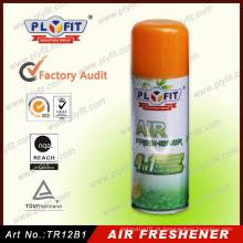 Spray de aerossol de reciclagem de ar