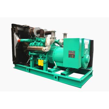 Generador diesel silencioso de 60Hz 540kw 650kVA con ATS