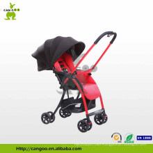 Small Dimension Europe Baby Stroller Pram With Quick Folding System
