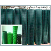 PVC Coated Welded Wire Mesh Sh-15
