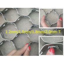 Pitch 2cm-6cm Hex dumbbells