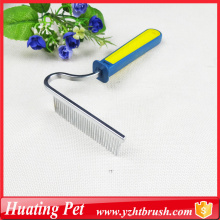 Hot sale Factory for Metal Trimming Knives dog hair grooming product supply to Belize Supplier