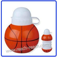 Panier boule forme bouteille d'eau en plastique (R-1186)