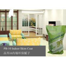 Skim Coat Interior Wall Putty White Powder For Paint Primer