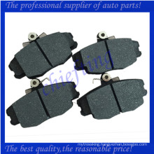 D292 425041 425070 6025071042 7701202285 7701202540 7701202894 for peugeot 205 309 best low metal brake pad