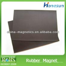 feuille de caoutchouc magnétique souple A4 * 0. 4 mm