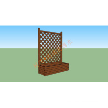 WPC Guardrail Wood Plastic Composite Guardrail WPC Decking