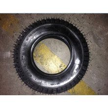 Natural Rubber Tire and Tube 2pr