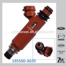Inyectores de combustible de calidad superior / boquilla OEM 195500-3020 Para MITSUBISHI