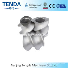 Concial Twin Screw and Barrel for Plastic Industry