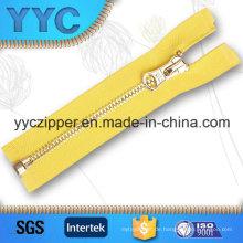 Closed End Corn Teeth Metall Reißverschluss für Kleidung mit Customized