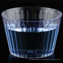 PP / PS Taza de plástico Copa desechable Mini Bowl 1.8 Oz