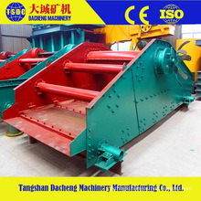 Wgts-1236 High Frequency Ore Tailings Dewatering Screen