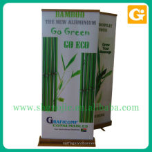 Bamboo Roll Up Banner ou autre taille personnalisée