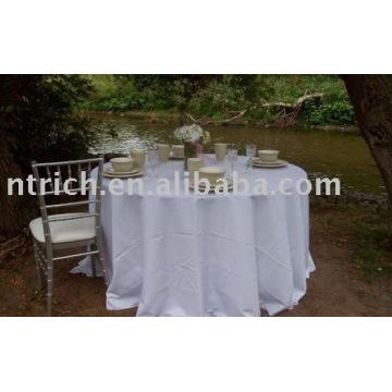 tissu de table, nappe de banquet, tissu de table de mariage