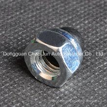 Hex Domed Cap Nuts Nylon Insert Lock