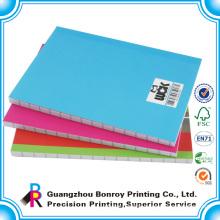 Cheap bulk promotional gift custom notebook manufacturer