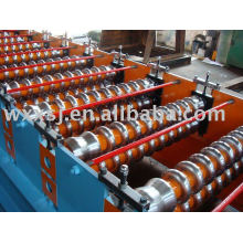 corrugated metal sheet rolling machine