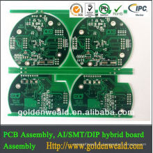 Изготовление PCB биткоин майнер платы