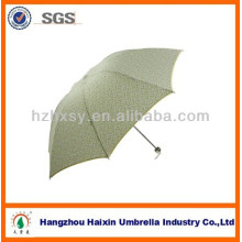 Pongee Fabric Brolly Hot 3 Unbrella Plegable