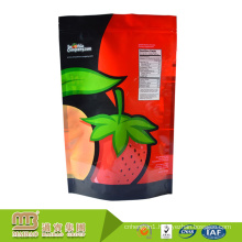 Factory Direct Sale FDA Approved Food Grade Packaging Custom Logo Print Ziplock Bag For Candy Packing
