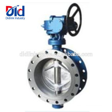 Dimension Dn300 150mm Flange Stainless Flanged Hard Sealing Indicating Butterfly Valve Type Pdf