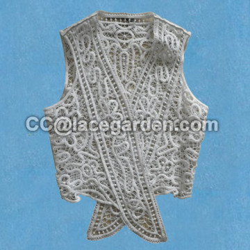 Hight Cotton Lace Clothes