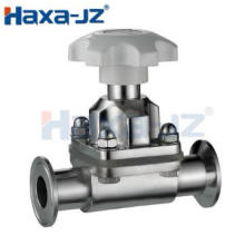 Stainless Steel Sanitary Manual Clamp Diaphragm Valve