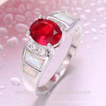 anillo de joyería de rubí de cobre joyería de importación iraq de china joyería de anillo inteligente