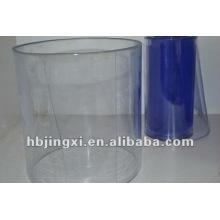 Cortina suave de PVC transparente de alto nivel