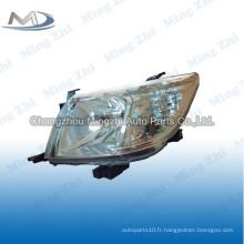 Lampe frontale pour Toyota Hilux Vigo 2012