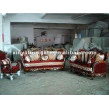 Ткань классический диван 1 + 2 + 3 местный XB10003