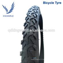 Pays cross pneu de bicyclette avec de bonnes performances