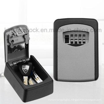 Digital Mounted Storage Keybox and Key Keeper