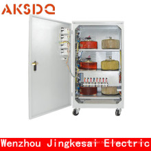Three phase AC Automatic Voltage stabilizer WENZHOU(2014NEW)