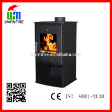Freestanding designer wood fireplace factory supply directly WM210