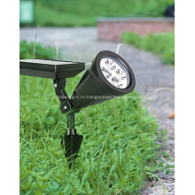 Солнечная водонепроницаемый беспроводной проекционной лампы газон