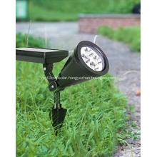 Solar waterproof projection wireless lawn lamp