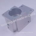 CNC-Bearbeitung von Aluminiumteilen mit CNC-Bearbeitung