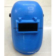 Professionelle benutzerdefinierte Schweißen Masken, Einfache einfache Taiwan Typ Schwarz Sicherheit Schweißen Helm / Schweißmaske, Wide Screen Großansicht Schweißen Maske