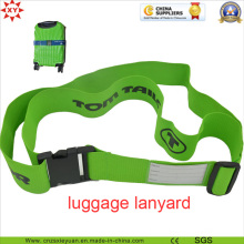 Custom Nylon Sublimation Luggage Blet Ribbon