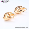 96927 xuping new gold design women african earrings
