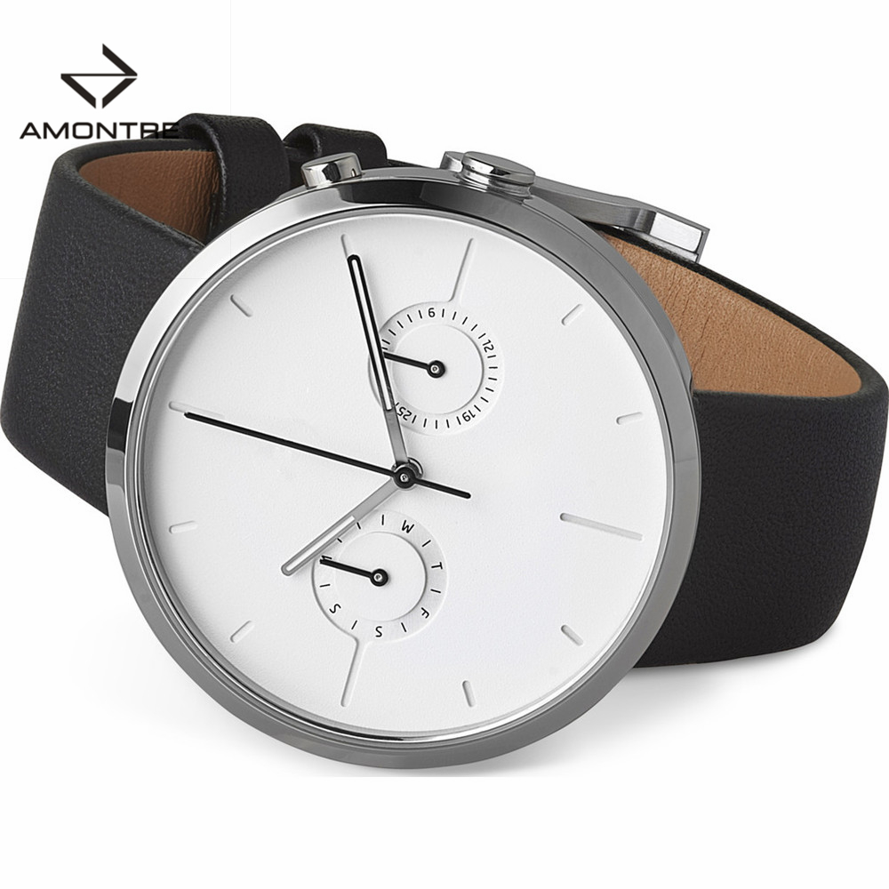 Men S Minimalist Watch