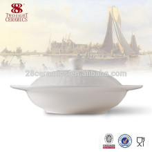 Sistema popular al por mayor de la tabla del diseño, sopera china de la sopa de hueso de China