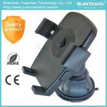 Suporte de montagem de pára-brisa de sucção universal 360 suporte de telefone de carro de rotação 4913
